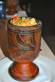 pilon cuisine mofongo served in pilon picture of chris restaurant aguadilla