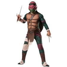 ninja costume for halloween teenage mutant ninja turtle movie raphael costume