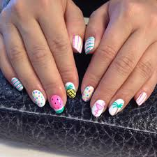 27 white color summer nail designs ideas design trends