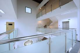 Glass Banister Uk Glass Balustrades In Stevenage U0026 St Albans Stevenage Glass Company