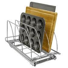 Kitchen Cabinets Spice Rack Pull Out Shop Amazon Com Pull Out Organizers
