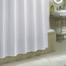 Hookless Shower Curtain Liner Bathroom Hookless Shower Curtains Hotel Shower Curtains