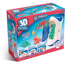 imprimante magic 3d maker canal toys king jouet dessin et