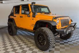 orange jeep wrangler unlimited for sale jeep wrangler unlimited sport orange crush