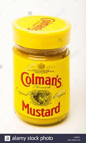 coleman s mustard colman s mustard stock photo 35868337 alamy