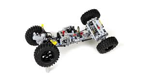 lego range rover trekk 4x4 prototype lego rc land rover defender video