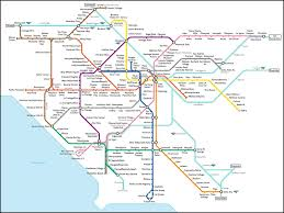 Osaka Subway Map by 7 Christina Starts To Analyze The La Metro Map To Figure Out If