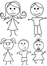 counting coloring pages stick drawing for kids 974a1c0969fb62da4ce5f08c1c7614ce jpg