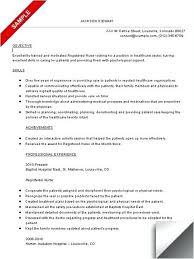 er nurse resume professional objective exles rn resume objective professional resume writing services careers