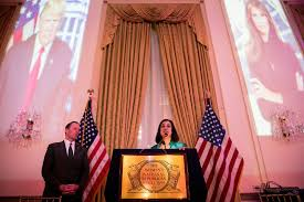 Seeking New York Seeking Republican Nod For Mayor An Assemblywoman Moderates