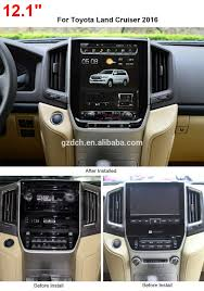 land cruiser 2016 12 1 inch 1280 800 android car dvd player for toyota land cruiser