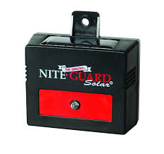 amazon com nite guard solar ng 001 predator control light