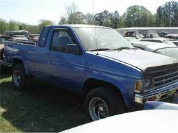 blue nissan truck classic nissan pickup for sale on classiccars com