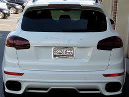 porsche cayenne 2016 white 2016 porsche cayenne turbo stock a88808 for sale near edgewater