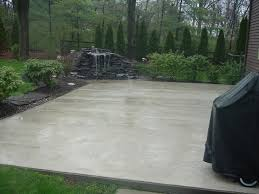 concrete patio cost calgary home outdoor decoration
