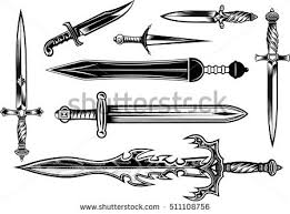 daggers stock images royalty free images vectors