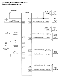 jeep zj radio wiring diagram jeep wiring diagrams instruction