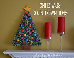 come together countdown tree
