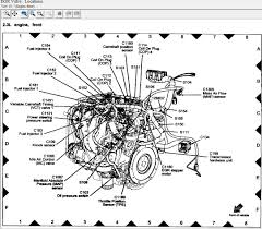 Ford Escape Exhaust System - can u0027t find egr valve in my 4 cyl ford truck enthusiasts forums