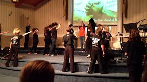 new vision church of god childrens drama