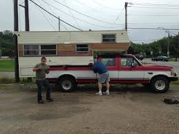 Truck Bed Trailer Camper Camper Build Ford Truck Enthusiasts Forums