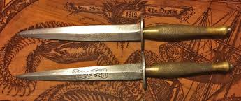 names of kitchen knives named knives the fairbairn sykes fighting knives