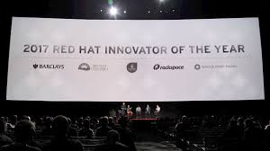 red hat summit innovator of the year 2017 rackspace youtube