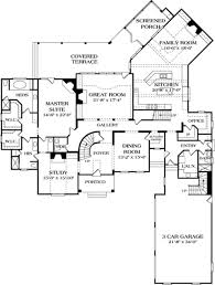 european style house plan 4 beds 5 50 baths 4747 sq ft plan 453 44