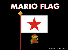 Similar Flags The Voice Of Vexillology Flags U0026 Heraldry Original Mario Flag