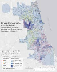 Chicago Police District Map by Research U2014 Parker Ziegler