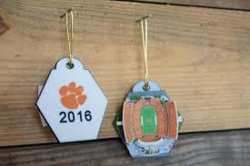 clemson stadium ornament 2016 zverse 3d printed licensed products