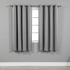 Insulated Curtains Amazon Amazon Com Best Home Fashion Thermal Insulated Blackout Curtains