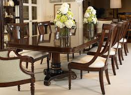 Bassett Dining Room Set by Dining Room Pedestal Table Stupefy Custom 60 Round By Bassett