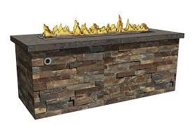 Square Firepit Linear Pit Enclosures Rtf Fireboulder