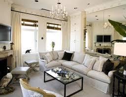 modern chic living room interior design ideas by sara gilbane nyc