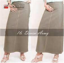 rok panjang muslim rok panjang muslim cantik untuk kantor dan kuliah tempat fashion