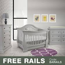 Convertible Crib To Full Size Bed by Baby Appleseed Davenport 3 Piece Nursery Set 3 In 1 Convertible