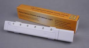 battery operated led cabinet drawer and cabinet light with