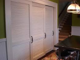 Slatted Closet Doors Louvered Closet Doors Menards Home Decor By Reisa