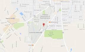 pratt map iup cus housing location pratt studios