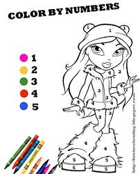 brilliant and also interesting color coded coloring pages intended