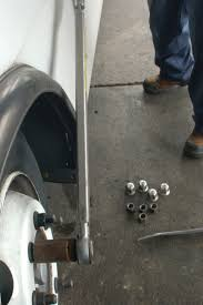 how to maintain truck wheels in compliance with the csa program