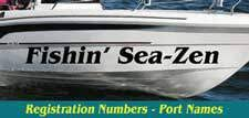 personalized stickers for cars trucks boats and labels