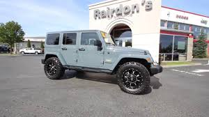 jeep gray wrangler 2015 jeep wrangler unlimited sahara anvil fl546753 everett