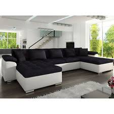 Leather Corner Sofa Beds Uk by Corner Sectional Sofas Ebay