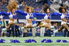 cowboys thanksgiving day dallas cowboys cheerleaders flaunt their moves in thanksgiving day