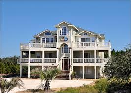 unique beach houses corolla nc