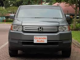 honda crossroad grande auto credit pte ltd