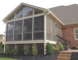 Three Seasons Porch Exterior Additions