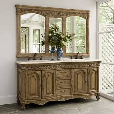 bathroom vanity chest french country bathroom double sink vanity